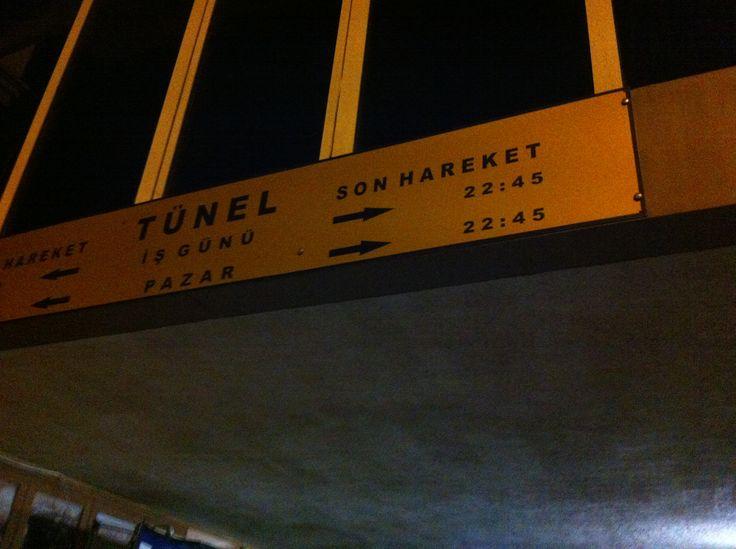 Istanbul Tünel