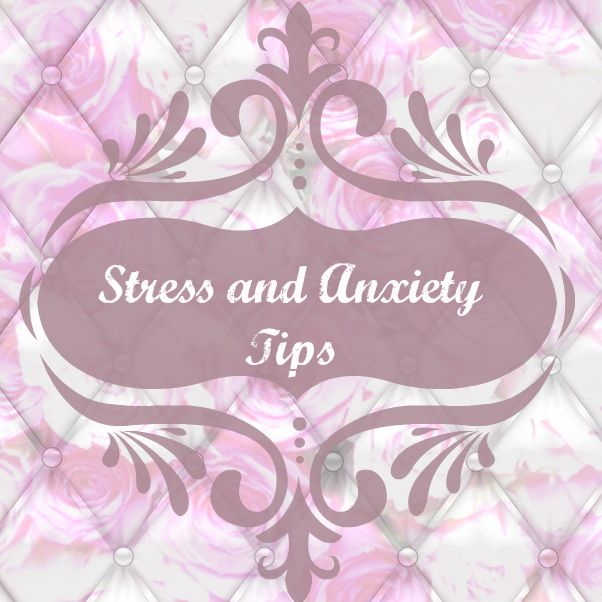 The Makeup Stall: How To Deal With Stress And Anxiety