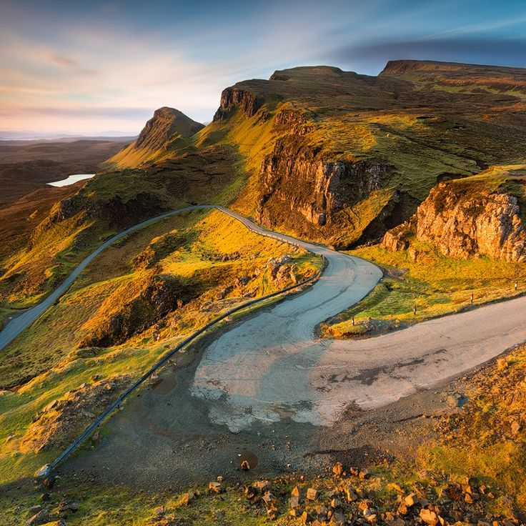Road to Quiraing by Michal Vitásek on 500px