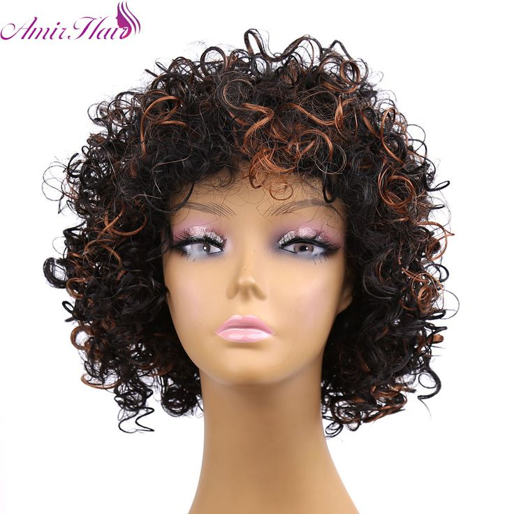 Wigs For Afro Americans 60