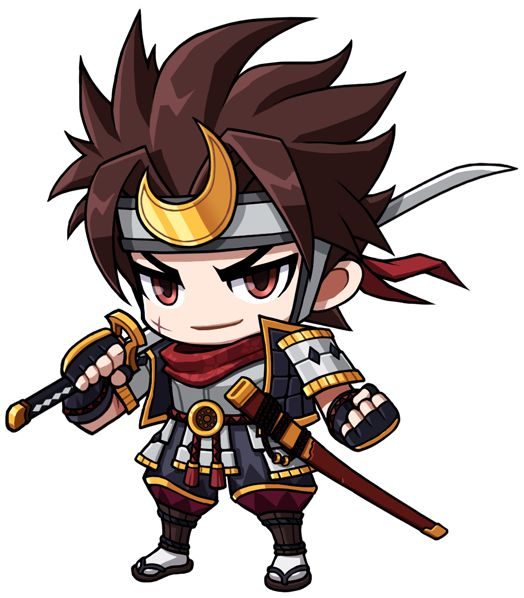 Hayato - MapleWiki - the free MapleStory database anyone can edit
