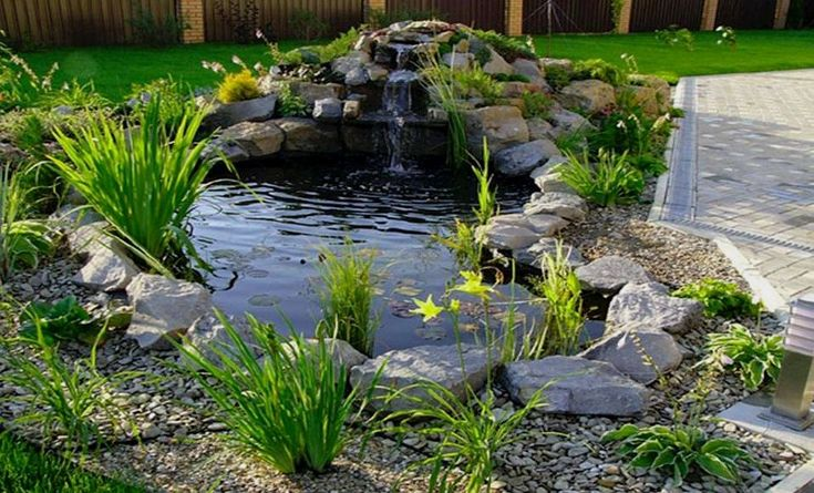 50 Beautiful Koi Pond Plans You Can Build To Add Beauty To ...