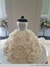Popular Pinterest: Bridal shower cake