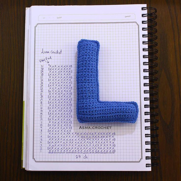 Смотрите это фото от @asma.crochet на Instagram • Отметки «Нравится»: 360