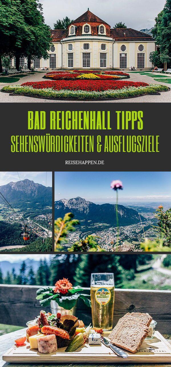 Bad Reichenhall Tipps Sehenswurdigkeiten Ausflugsziele Reisehappen Ausflug Bad Reichenhall Ausflugsziele