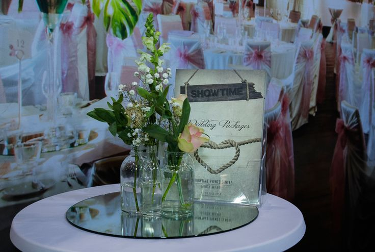 Cute styling from Showtime events on stand 64.