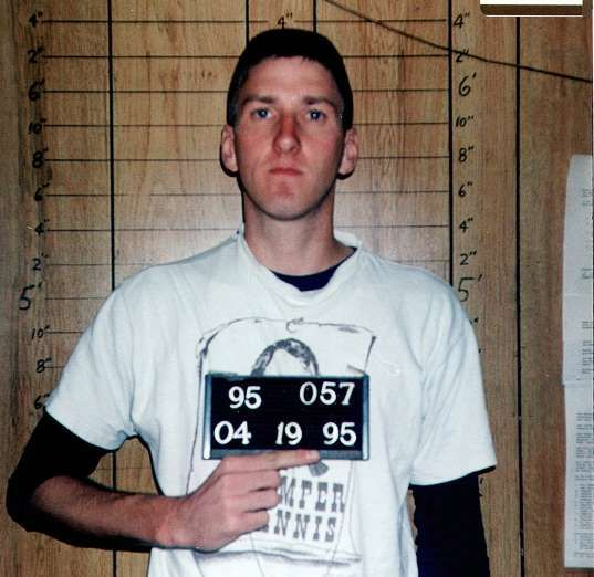 August 14,1997: TIMOTHY MCVEIGH IS FORMALLY SENTENCED TO DEATH  -   Timothy McVeigh is formally sentenced to death for the Oklahoma City bombing, which killed 168 people and injured over 600.