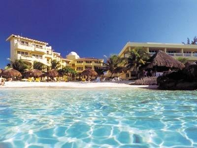 Hotel Playa Azul Golf Scuba And Spa - Hoteles Cozumel