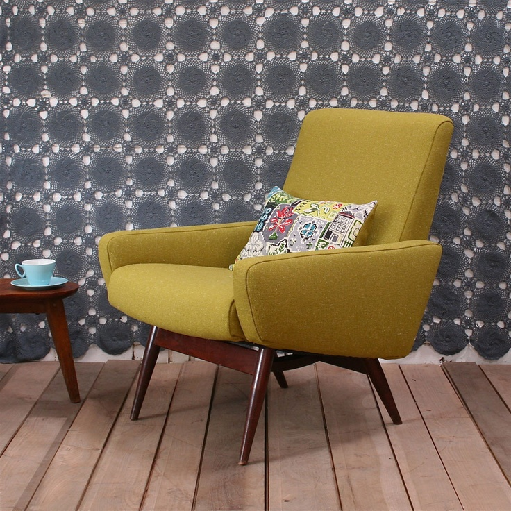 Retro Living Room Furniture Sets: 27 Best Parker Knoll Images On Pinterest