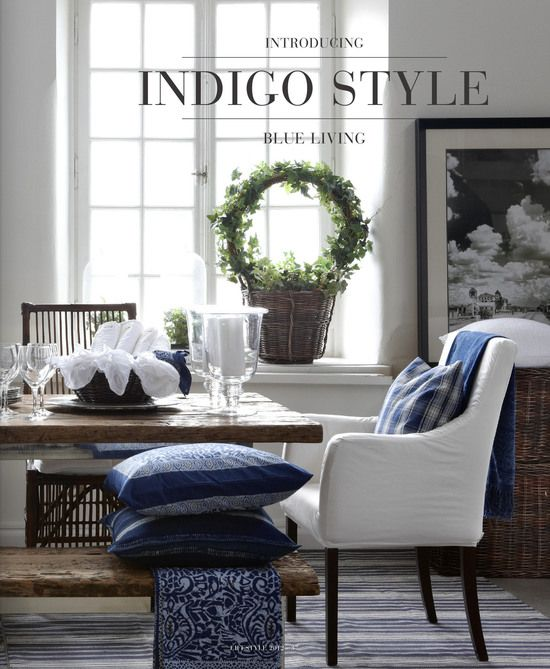 Blue Interior Design Ideas: 1000+ Ideas About Indigo Blue On Pinterest
