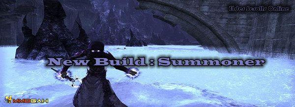 Elder Scrolls Online: New Battlemaster's Corner build - Summoner