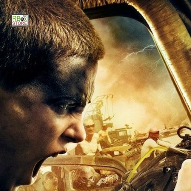 Remember Imperator Furiosa, a fictional character & protagonist of the 2015 film Mad Max: Fury Road? Cool movie, wasn't it? Get your own RBox today to watch Mad Max without any charges!