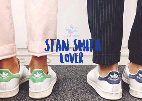 """ชวนดูความน่ารักของรองเท้า Adidas """"STAN SMITH"""" ซื่งเป็นรองเท้าหนังที่ฮิตมาก แถมยังมีรุ่นต่างๆ ออกมายั่วยวนใจผู้หญิงรักรองเท้ามากมาย วันนี้ jeab.com จึงได้คัดสรรคู่ที่น่ารักจนอดใจไม่ไหวมา"""