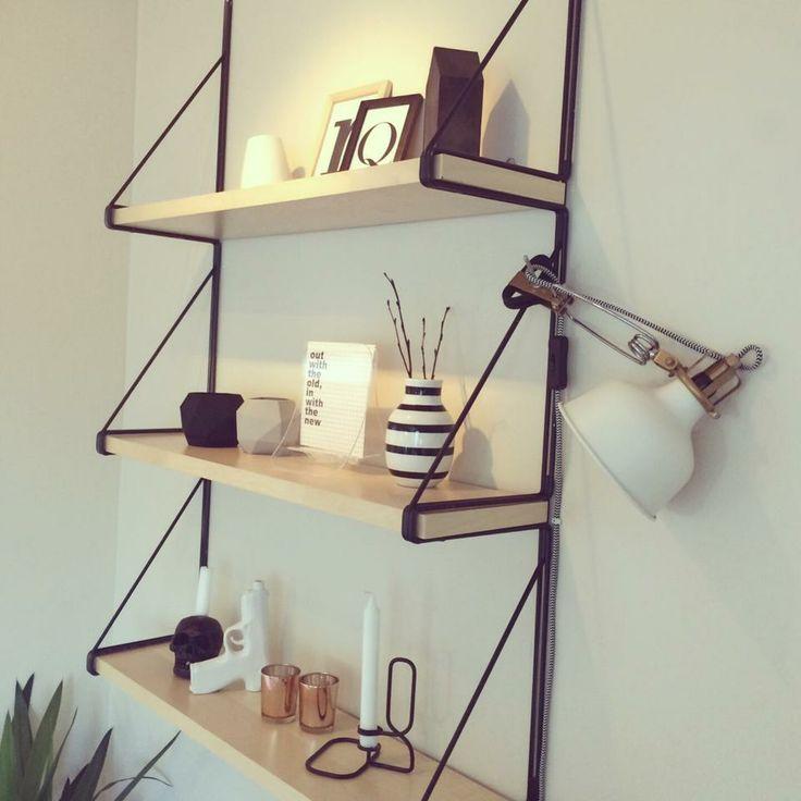 Ikea Ekby , Hay , Kähler , Bloomingville <3