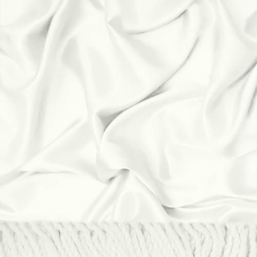 Bamboo Throw Blanket - Ivory.