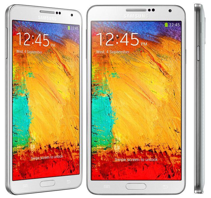 Samsung Galaxy Note III N9005 White - EAN: 8806085777316 - MPN: SM-N9005ZKEBTU