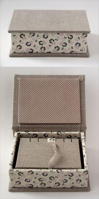 Miniature boxes by Zoopress studio, via Flickr