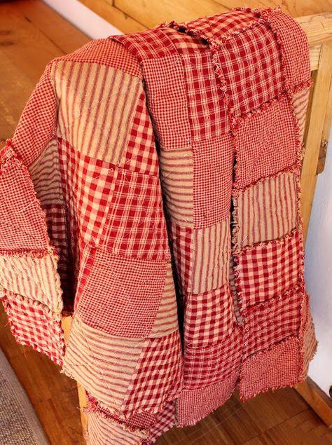 Grimmskram: Ein Quilt für Anfänger: Der Ragtime-Quilt Grimmskram: A quilt for beginners: The Ragtime Quilt