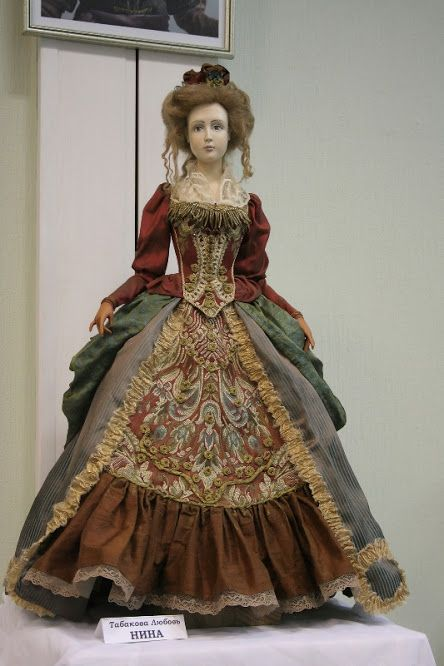 Шляпная вечеринка и кукольная выставка - kukusyapa куклы Катерины Тарасовой