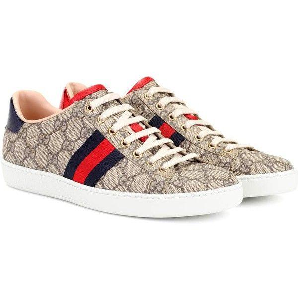 Gucci Ace GG Supreme Sneakers ($560