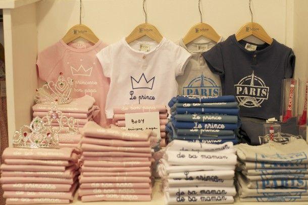 Prince & Princess range in Bobine Paris