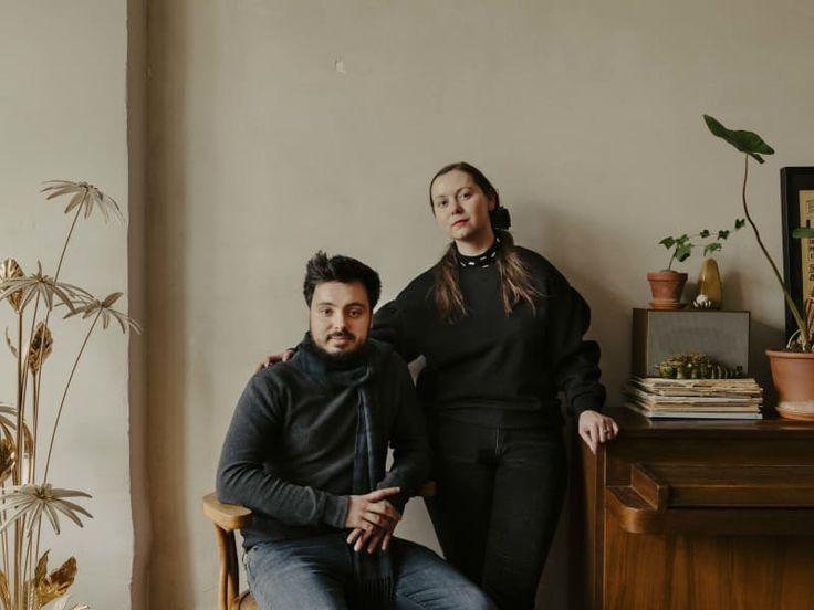 Zu Hause bei Texterin Theodora Melnik Spiegel im