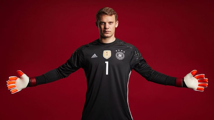 The German goalkeeper plays the position like no one else in the world -- mostly because no one else has the Nervenstärke.