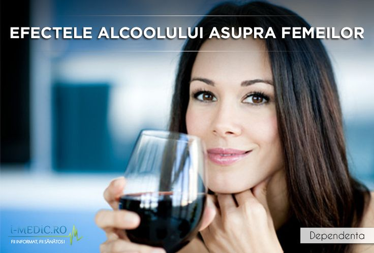 Un studiu statistic realizat recent a demonstrat faptul ca femeile care sunt dependente de alcool, sau care consuma ocazional alcool in exces sunt mult mai predispuse sa dezvolte diverse forme de cancer sau alte boli si afectiuni cauzate de acest viciu. http://www.i-medic.ro/tutun-alcool-droguri/efectele-alcoolului-asupra-femeilor