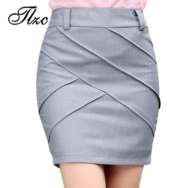 Special price A-Line Design Lady Fashion Office Skirt Size S-2XL 2017 New Summer Korean Style Solid Color Career Women Mini Short Skirts just only $10.85 with free shipping worldwide  #womanskirts Plese click on picture to see our special price for you