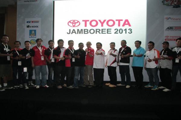 29 Klub Pengguna Toyota Ramaikan Toyota Jambore 2013 - Vivaoto.com - Majalah Otomotif Online