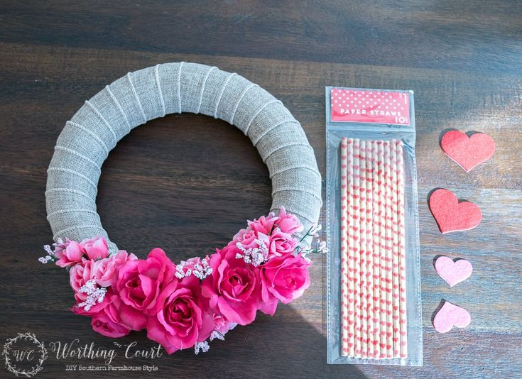 What Can You Do For Valentine's Day With $7 Of Dollar Store Supplies?