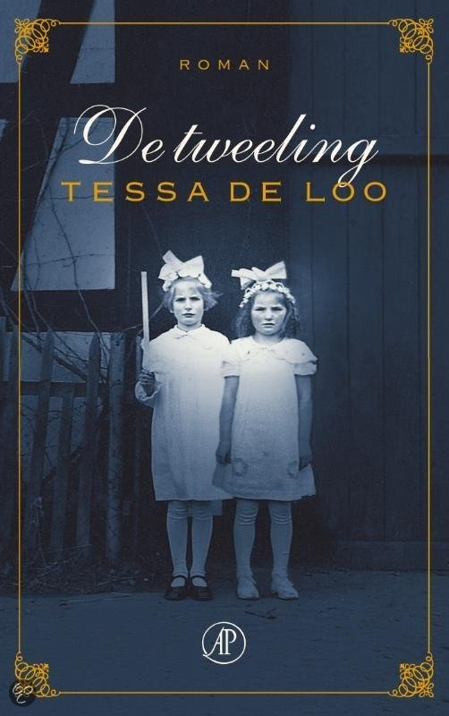 De tweeling (the twins). Also a very good movie. I like her writing style.