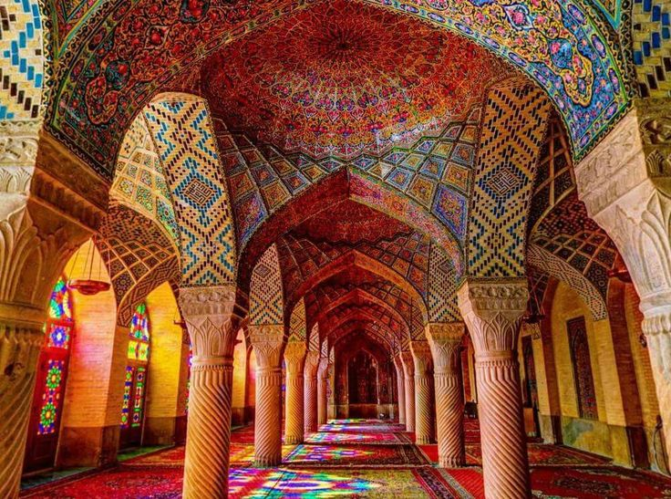 Best Iran Places To Visit Images On Pinterest Iran World - The mesmerising architecture of iranian mosques