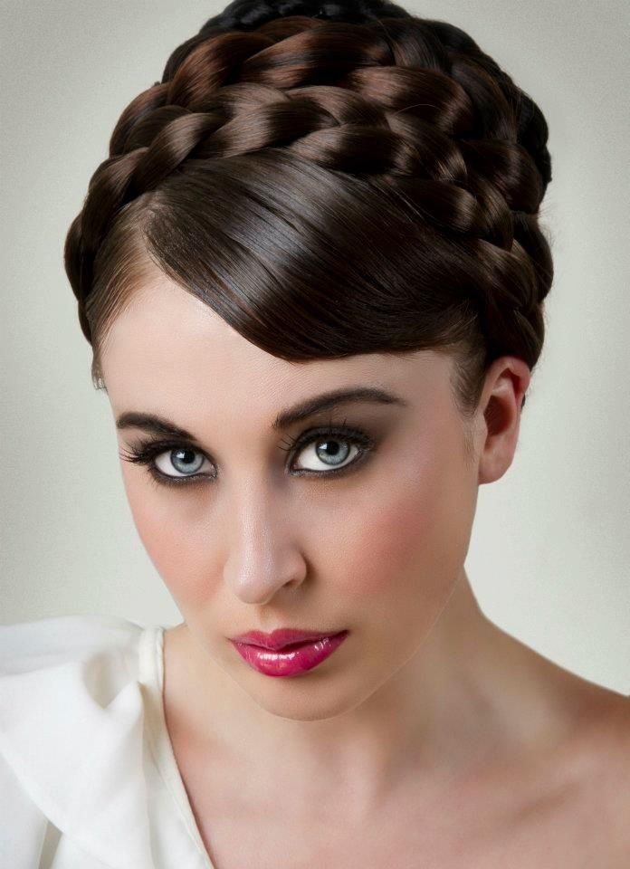 Image Result For All Of Audrey Hepburn Hairstyles Braid Hair Styles Grow Hair Grow Hair Faster