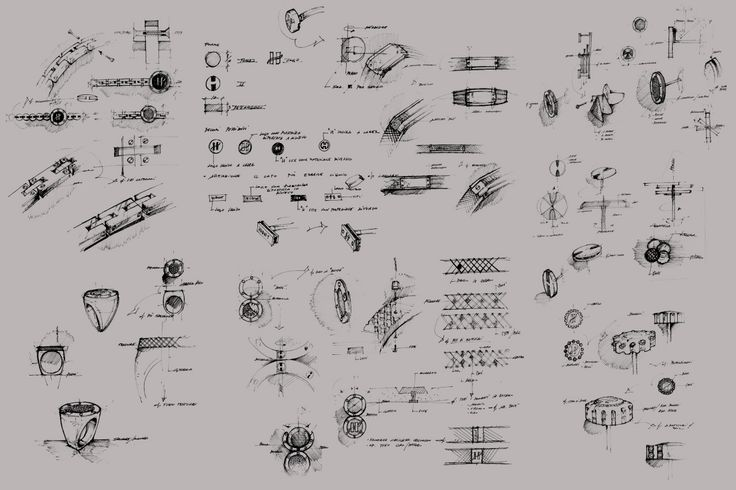 Massimiliano Bonoli - Advanced Design Sketch