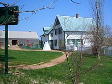 Green Gables - Cavendish, Prince Edward Island - Home of Anne of Green Gables
