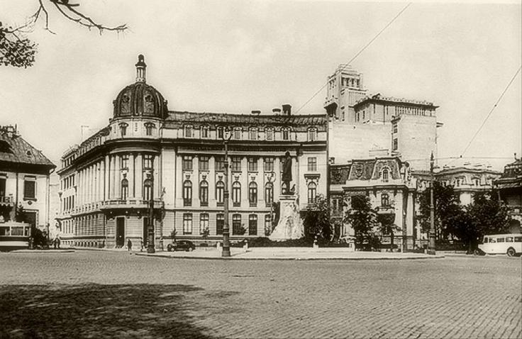 Bucuresti - Pta Romana - 1929