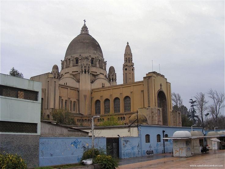 Basílica de Lourdes - Chile