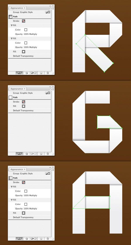 Creating Simple Origami Style Typography in Illustrator - Tuts+ Design & Illustration Tutorial