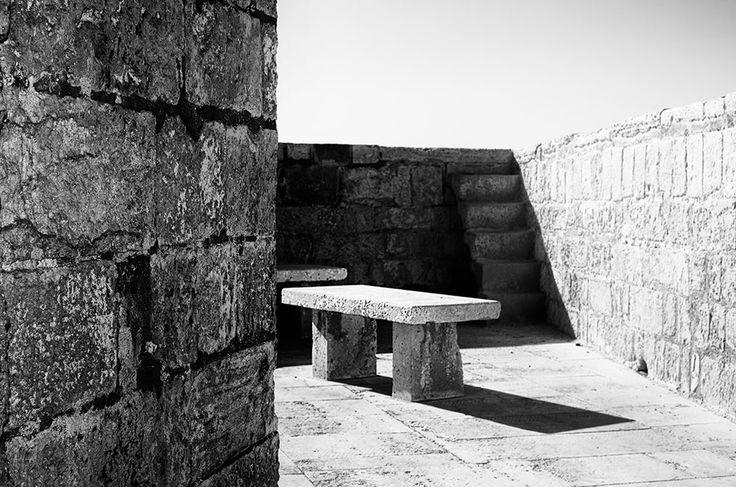 The last bench