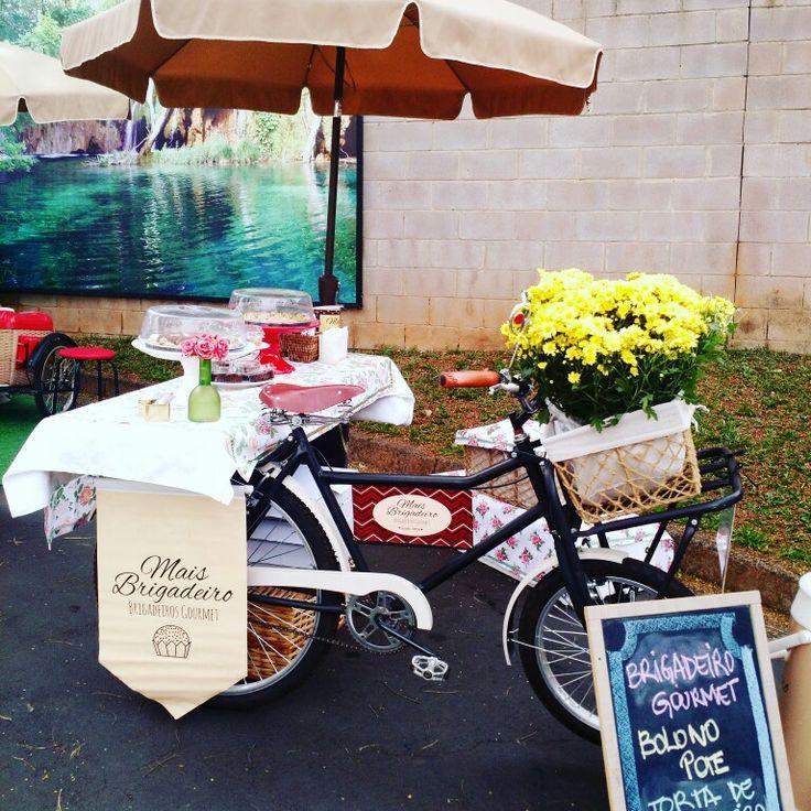 Foodbike Mais Brigadeiro Gourmet
