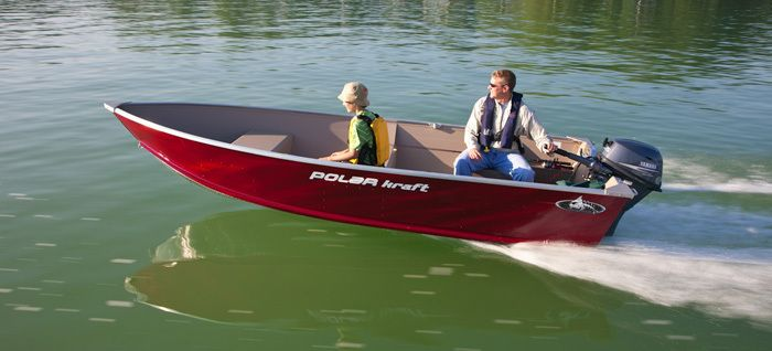 New Polar Kraft V 1470 Dakota Aluminum Fishing Boat for Sale in Lake Placid, FL 33852 - iboats.com
