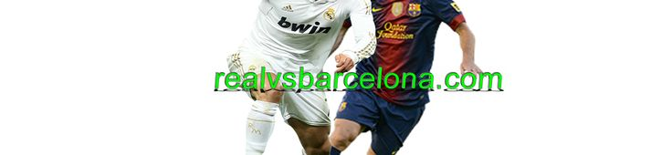 realvsbarcelona.com – Real Madrid and Barcelona are two of the world's biggest football teams. Detailed football statistics in all competitions, their achievements and rivalry. El Clasico, La Liga, Champions League, players statistics