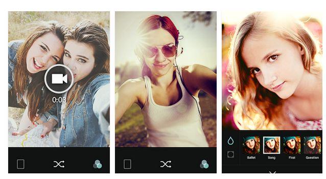 Download Aplikasi Edit Foto Line Messenger