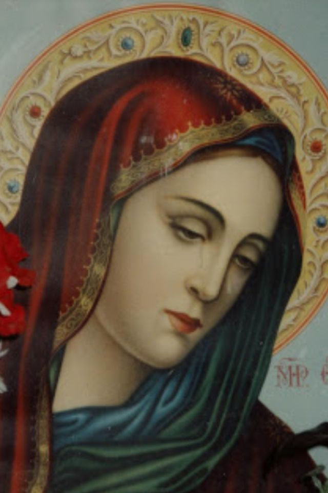 Our Lady of Tears Our Lady of Tears reminds us that, though Mary was without…