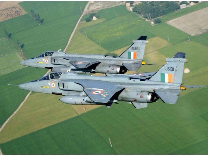 Jaguars of Indian Air Force