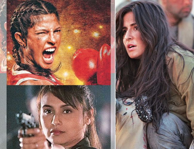Diva dangerous: B-Town beauties Priyanka, Katrina, Rani take to action in style!