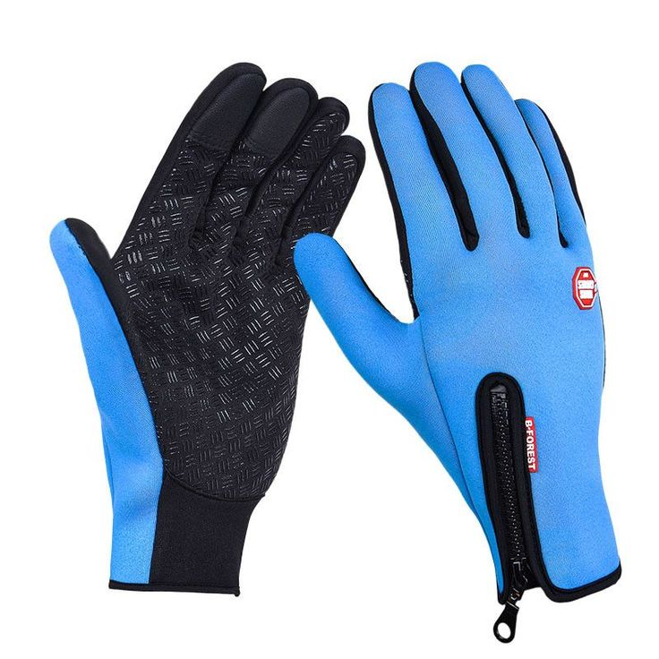 Women Men M L XL Ski Gloves Snowboard Gloves Motorcycle Riding Winter Touch Screen Snow Windstopper Glove