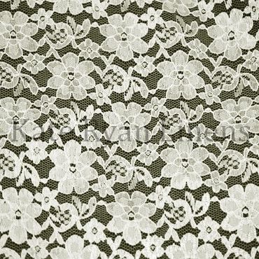 Ivory Vintage Floral Lace Tablecloth Overlays www.KateRyanLinens.com  Wedding & Event Table Linen Rentals