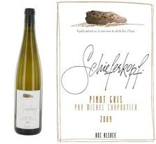 Pinot Gris Schieferkopf - Alsace